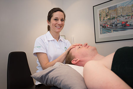 Sian Trayling Cranial Osteopath