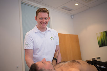 Toby Smith Osteopath