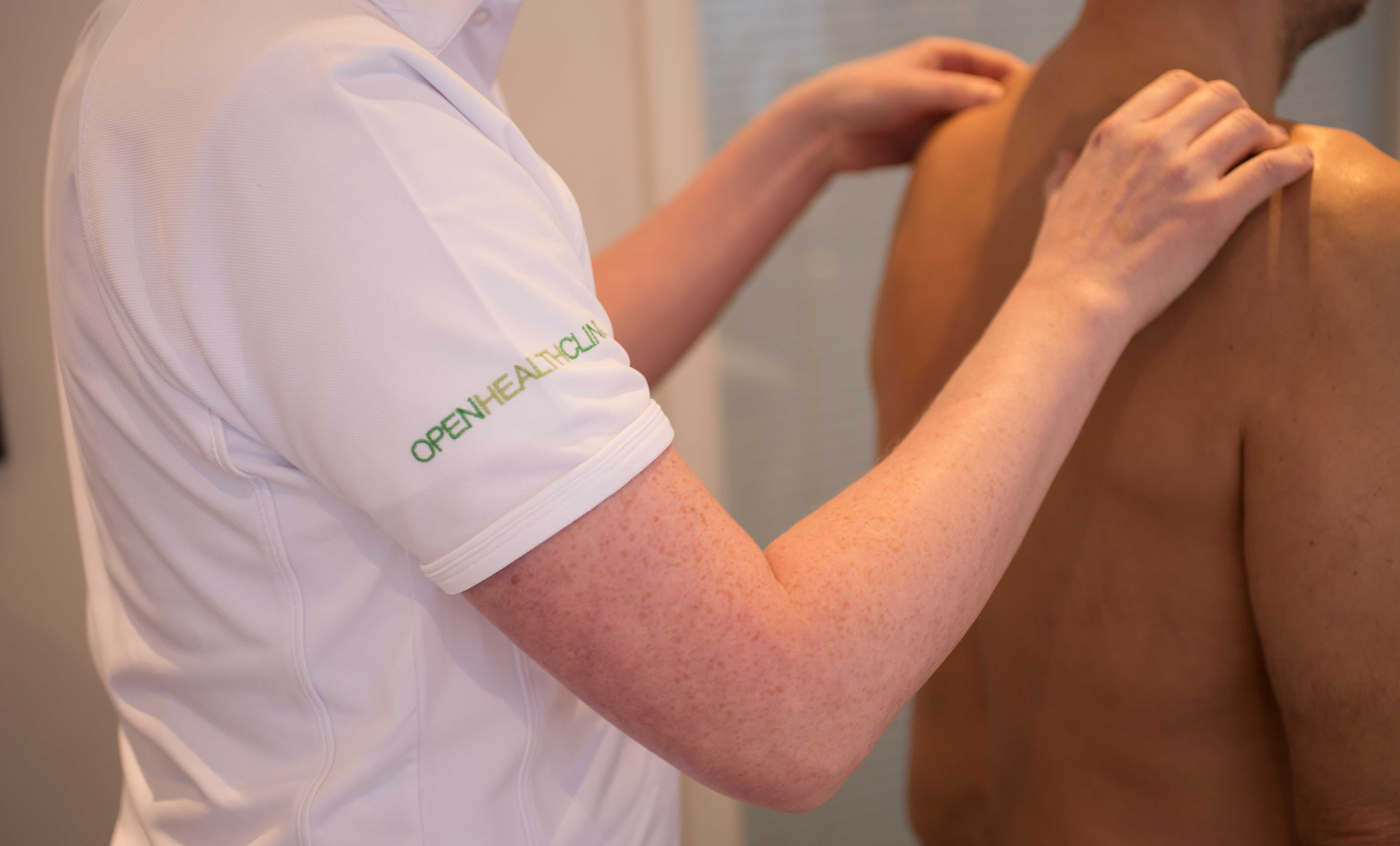 Deep Tissue Massage Bracknell